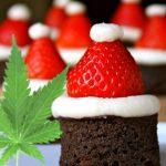 brownie-para-navidad-de-marihuana