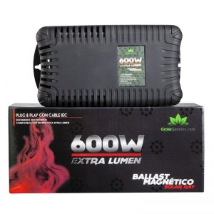 balastro-magnético-600w-solar-ray-plug-and-play-grow-genetics