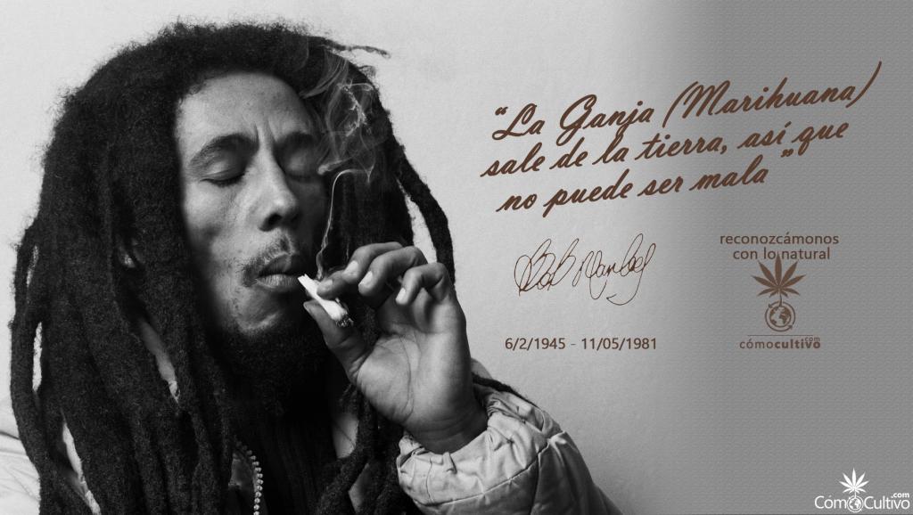 Frases De Bob Marley: Bob Marley Sus Mejores Frases