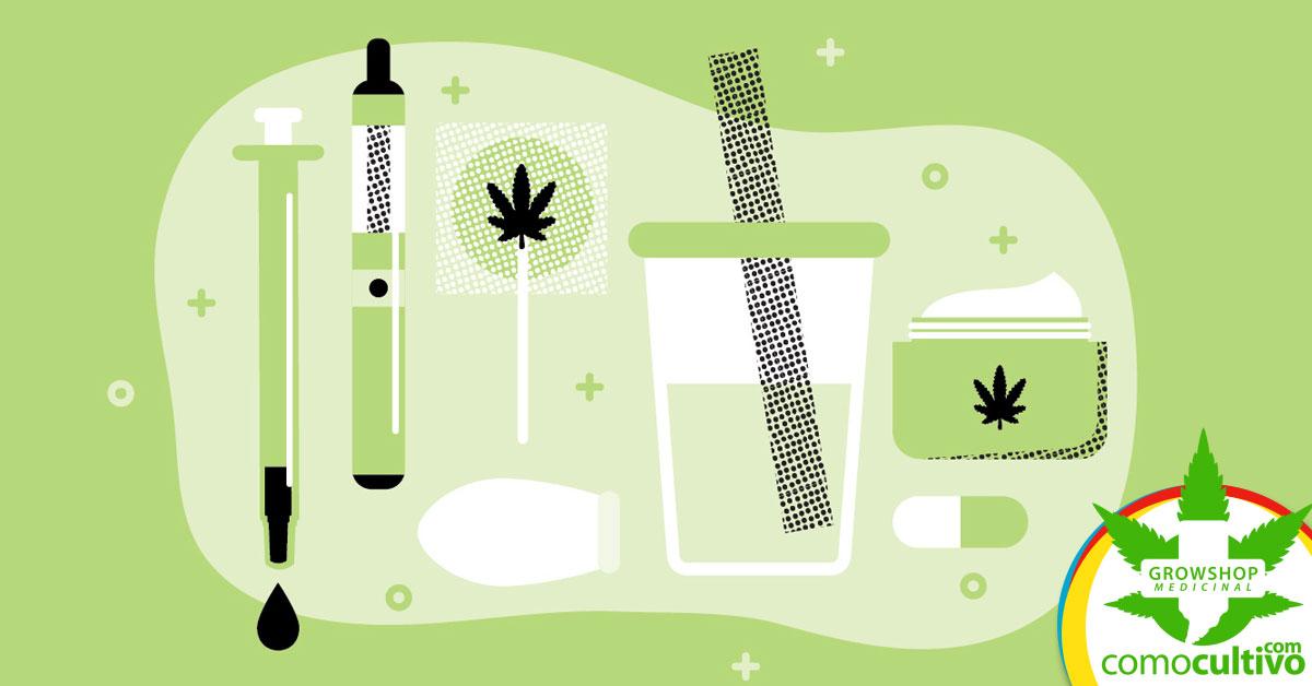 saludables de consumir marihuana