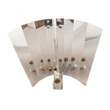 Reflector con soquete listo para enchufar