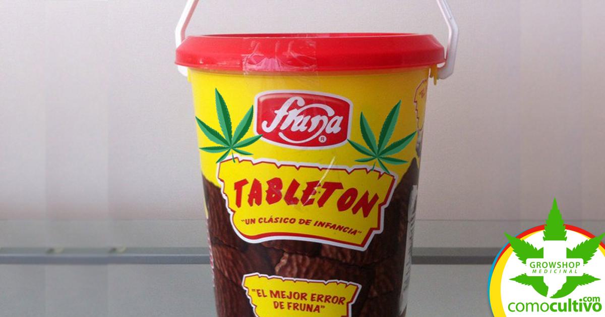 fruna tendrá linea de productos con marihuana