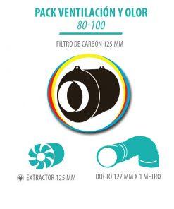Pack Ventilación y Olor 80-100
