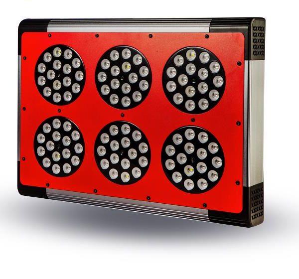 LED Thunder Light 6 228W