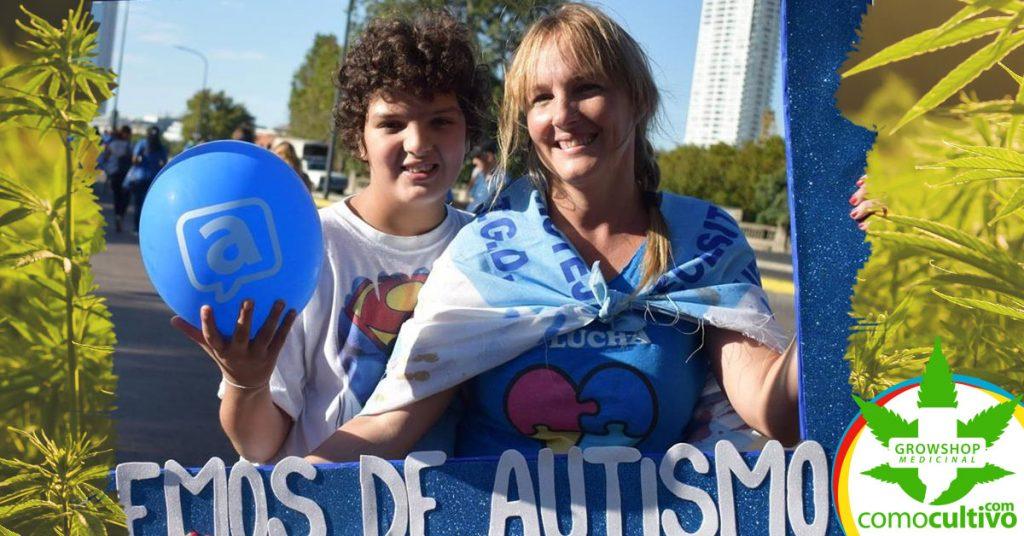 niño con autismo