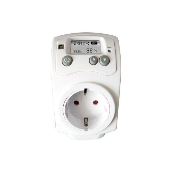 Controlador temperatura digital