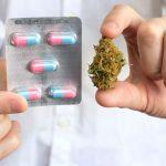 fármacos incompatibles con la cannabis