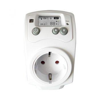 controlador de humedad