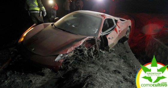 Tras la legalización de la cannabis disminuyeron las muertes por accidentes de tráfico en Nevada, EEUU