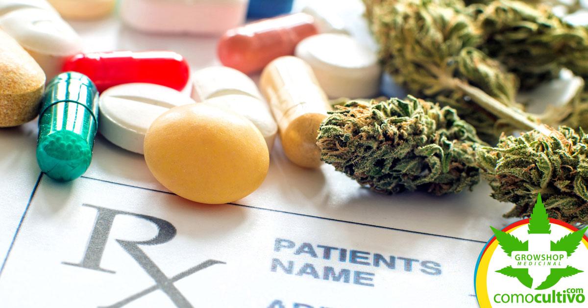 Somníferos por Cannabis