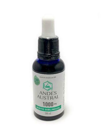 aceite de cbd 1000 mg