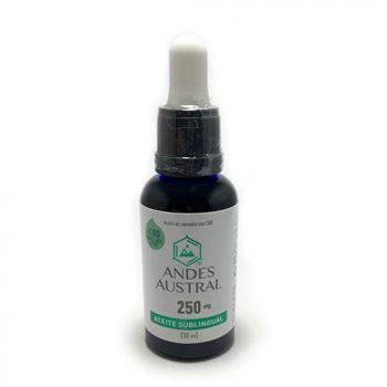 aceite de cbd 250 mg