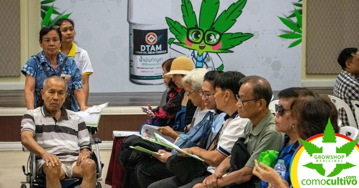 clínica de cannabis