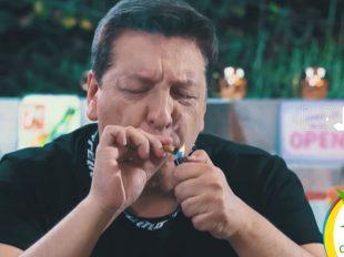 Julio César Rodríguez fumó marihuana