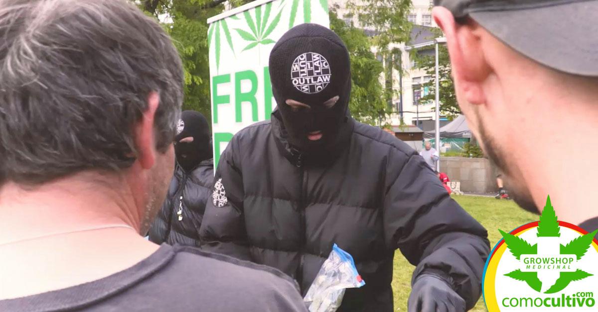 regala marihuana