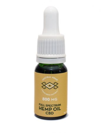 Aceite CBD Full Spectrum 8%