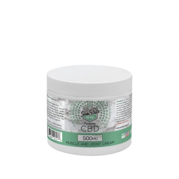 crema de cbd 500 mg