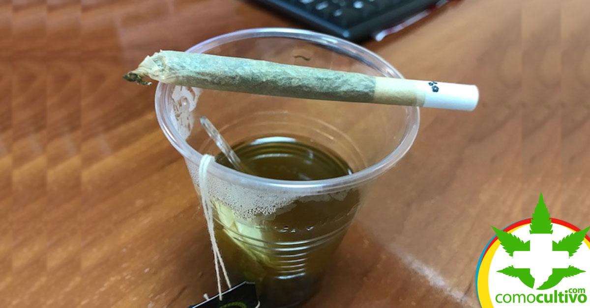 Cómo dejar de fumar Marihuana