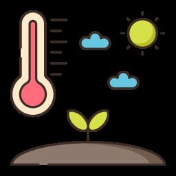 Control de temperatura para indoor