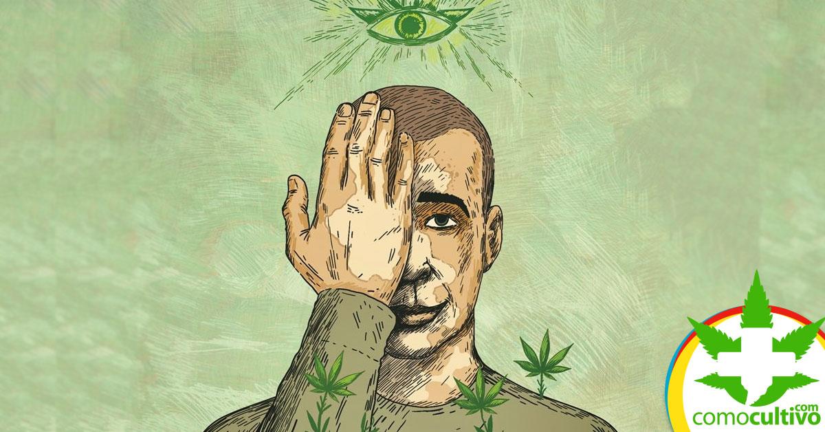 Cannabis ayuda contra el Vitíligo